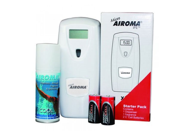 Air Freshener dispensers & refills for your salon