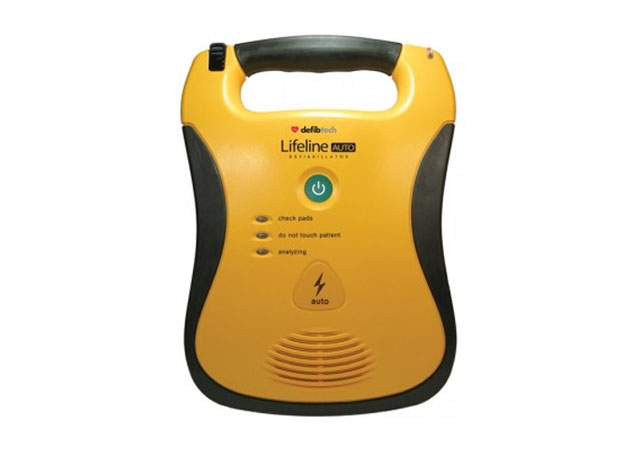 Defibrillators for your garage