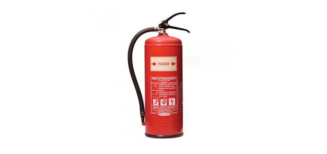Fire protection equipment for your farm