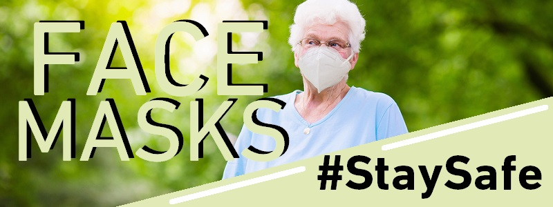 #StaySafe – Face Mask Protection Against Viruses