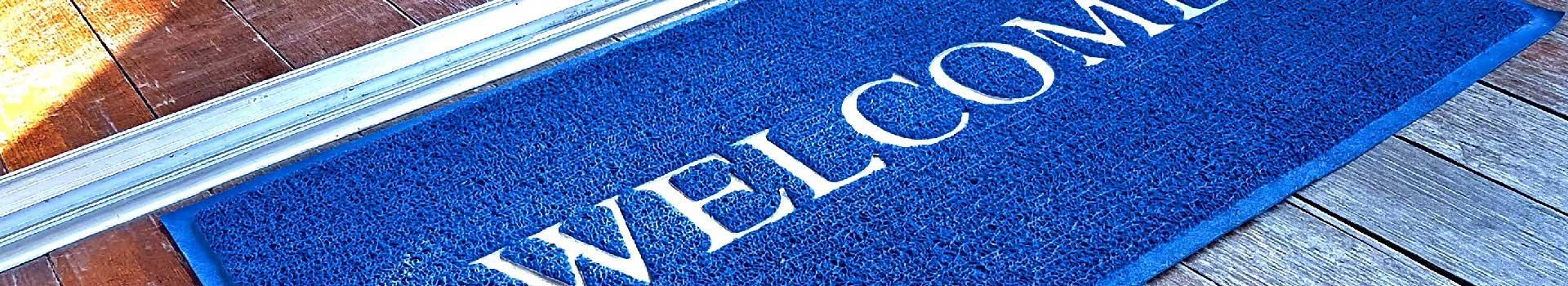 Bespoke Personalised Floor Mats