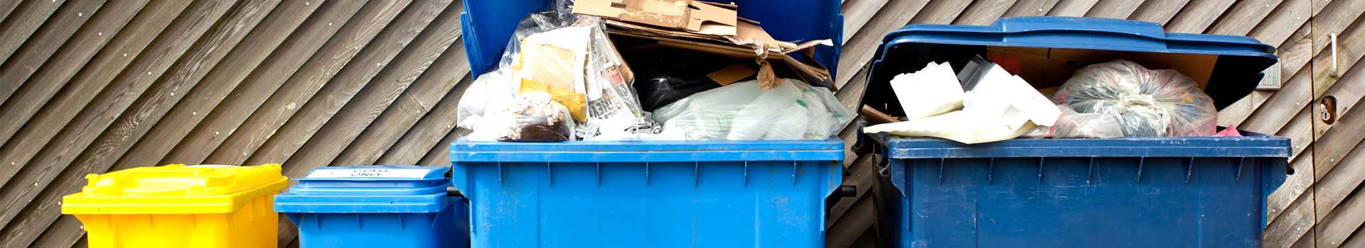 Commercial Waste Collections & Disposal