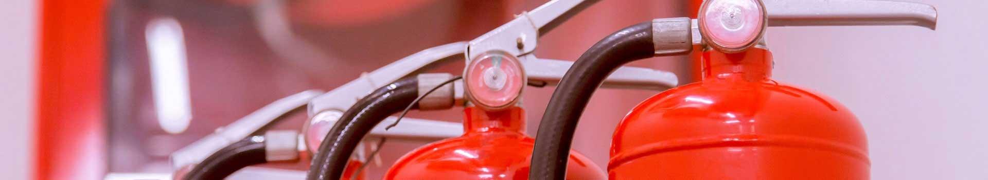 Fire Extinguisher Servicing & Tests