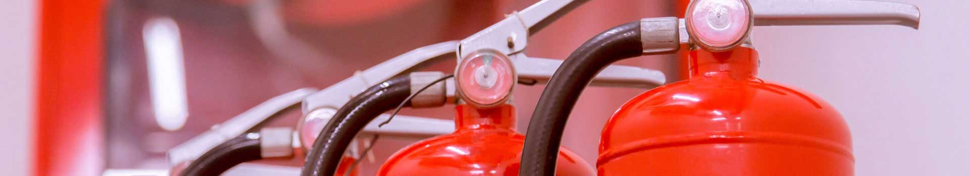 Fire Extinguisher Servicing & Tests