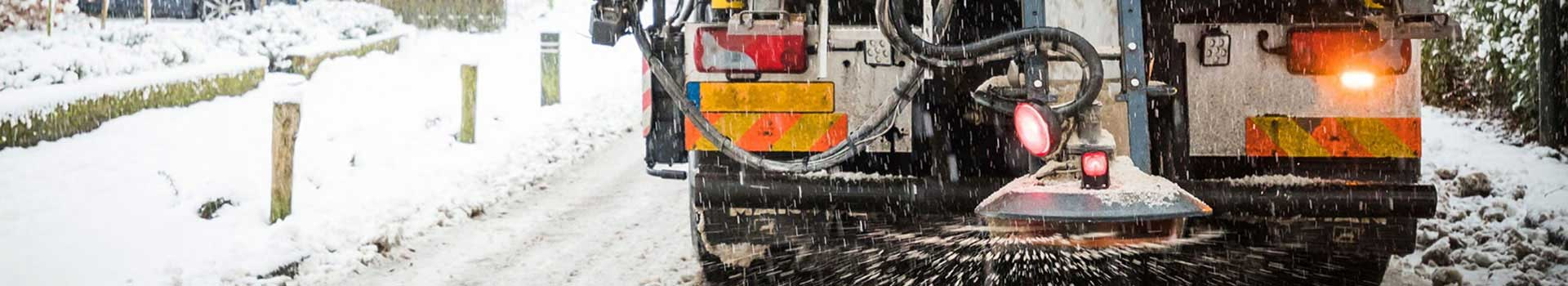 Gritting and Snow Clearance