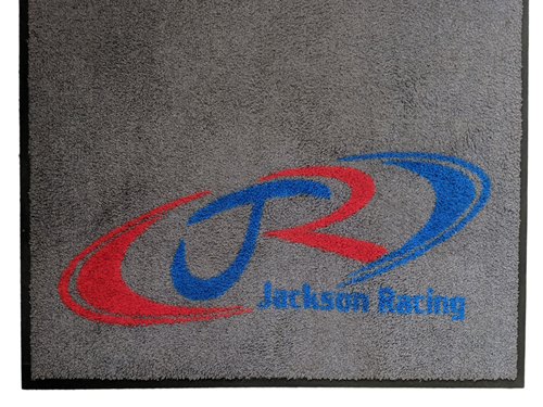 Logo Mat from racing livery