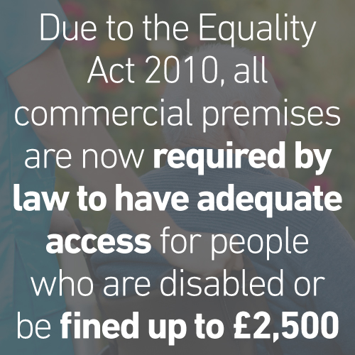 A Necessary Disability Access Audit