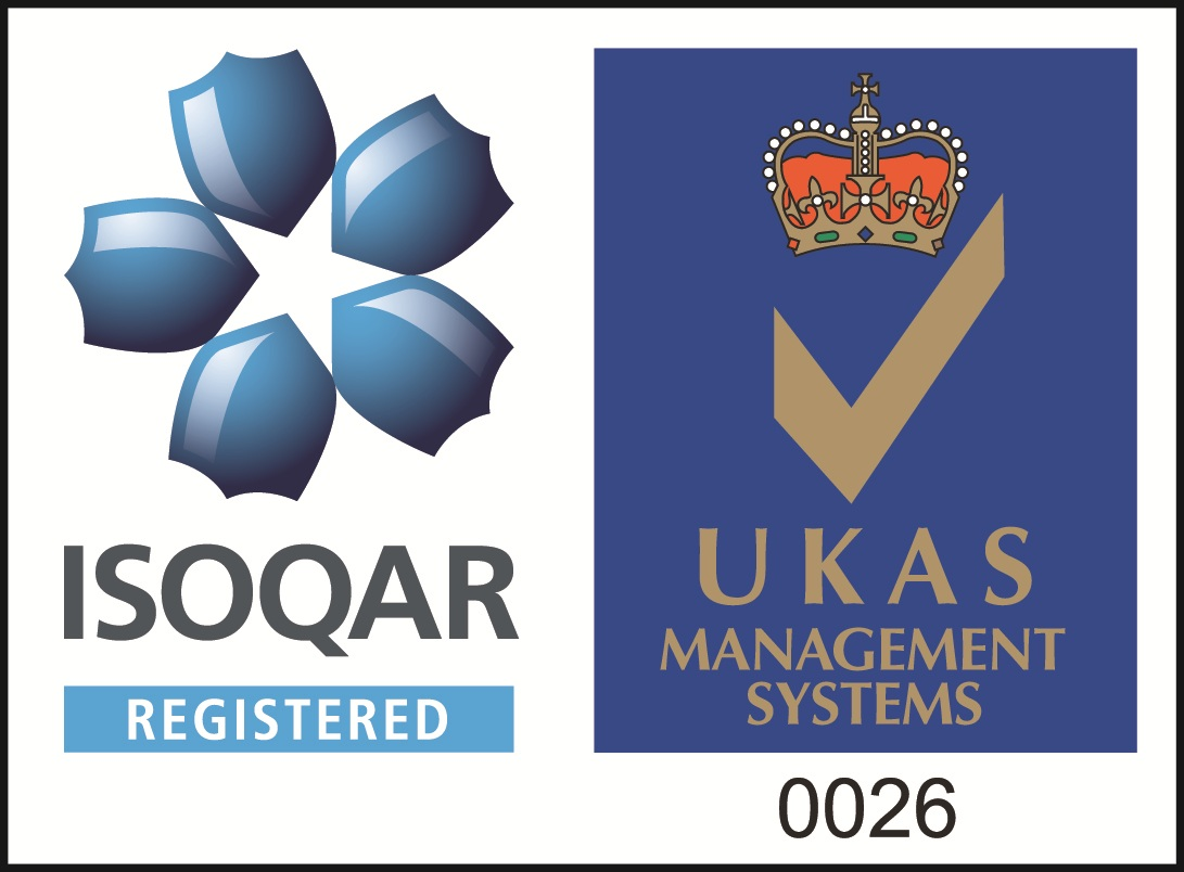 UKAS Certifed
