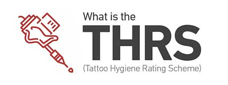 What is THRS? (Tattoo Hygiene Rating Scheme)