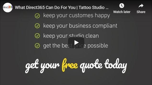 Tattoo Studios Video