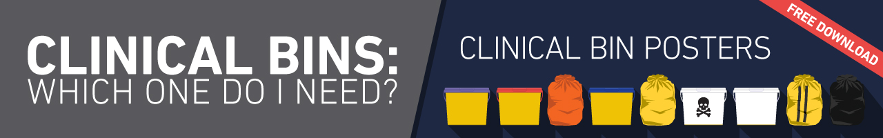 Clinical Waste Bins & Disposal