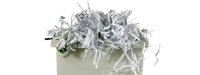 Off Site Shredding Service