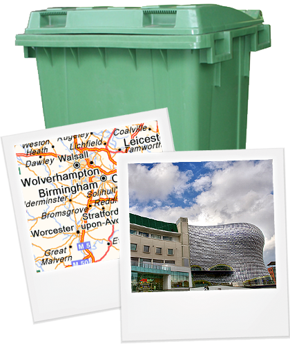 Trade Waste Collection in Birmingham